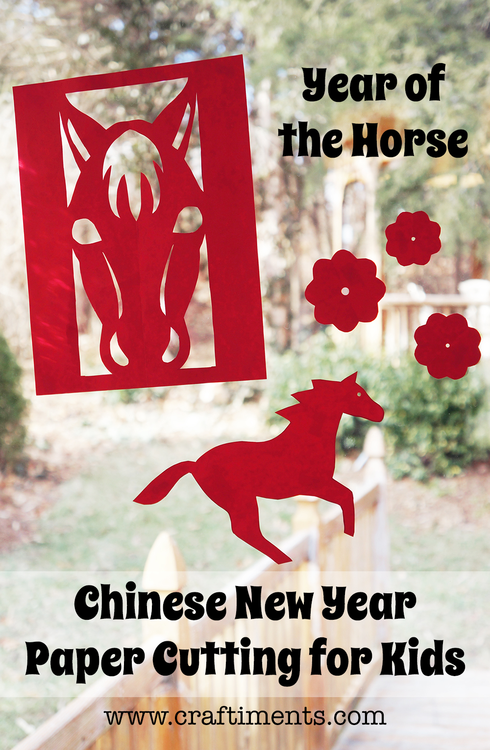 chinese new year horse